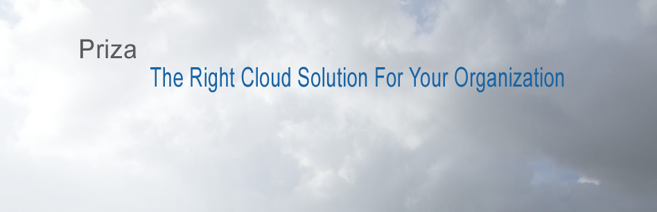 The Right Cloud Solution For Your Organization